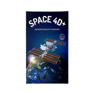 Space 4D+ Cards (Augmented Reality Flashcards)