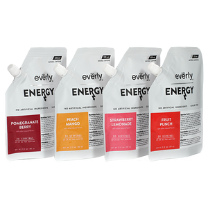 Everly Energy Drink Mix - Variety Pack - Futurely