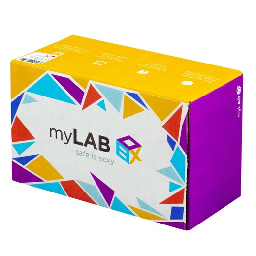 myLAB Box At Home STD Test: 8 Panel Test - Futurely