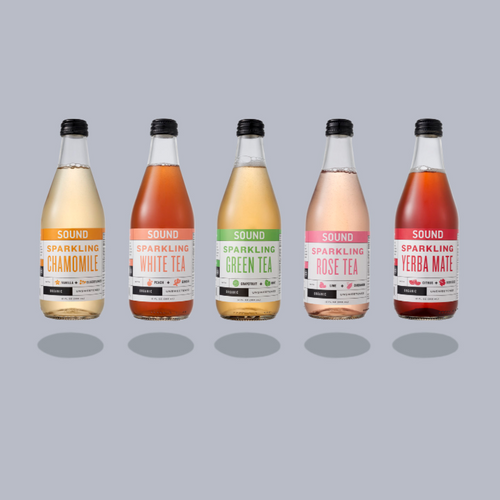SOUND Sparkling Tea - Mixed Sampler