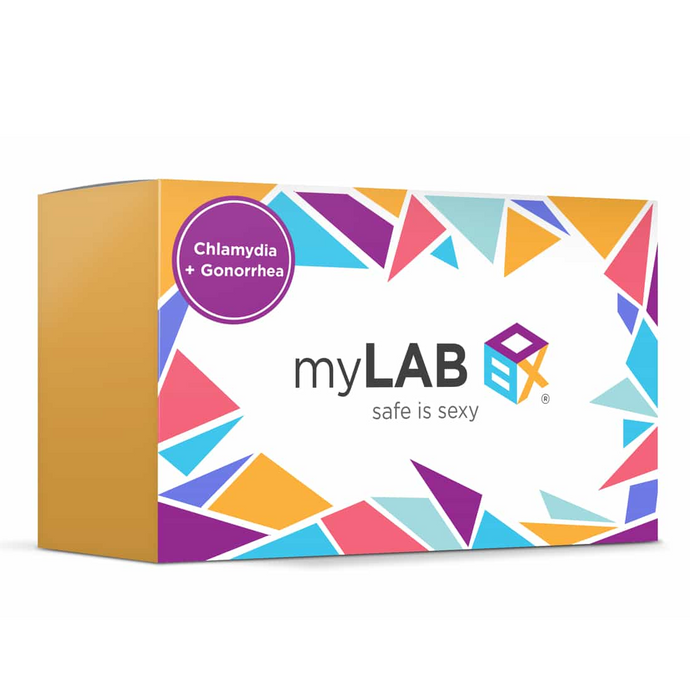 myLAB Box At Home STD Test - Futurely