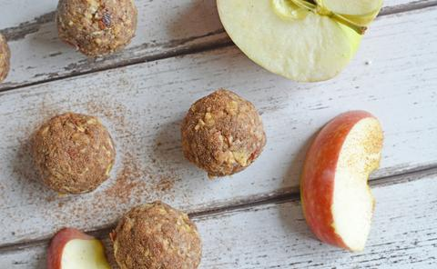 Apple Pie Protein Bites Recipe | Neat Nutrition US. Clean, Simple, No-Nonsense.