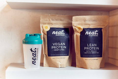 Neat Nutrition Protein Products US | Neat Nutrition US. Clean, Simple, No-Nonsense.