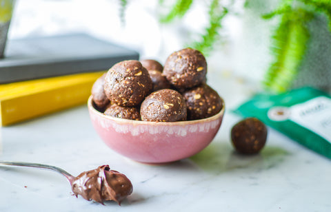Nutella Protein Ball Recipe | Neat Nutrition. Active Nutrition, Reimagined For You.