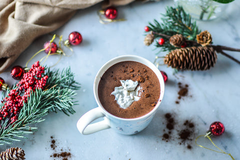 Ultimate Hot Chocolate Recipe | Neat Nutrition. Clean, Simple, No-Nonsense Protein.