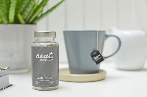 Lean Boost Capsules | Neat Nutrition US. Clean, Simple, No-Nonsense.