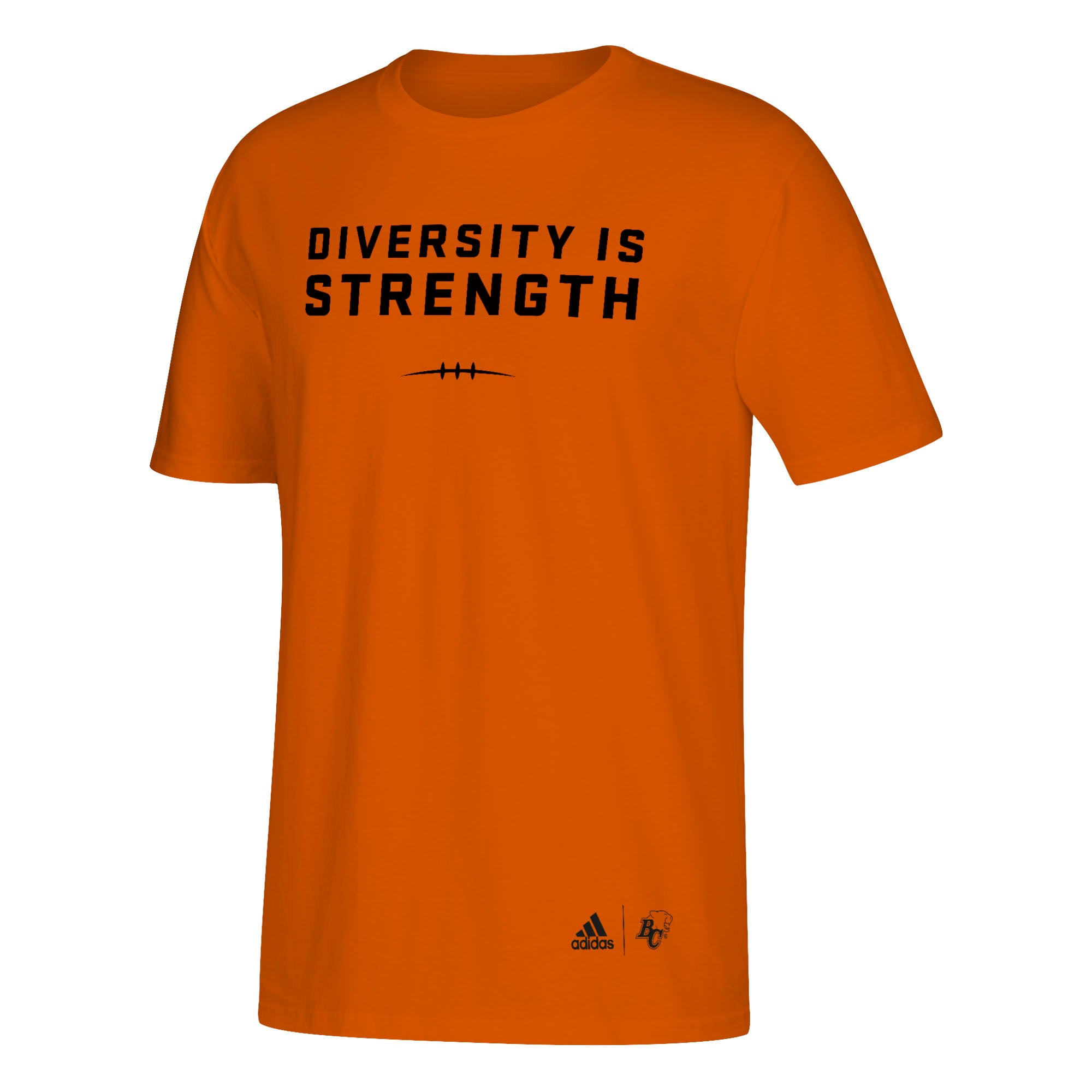 BC Lions Diversity is Strength Shirt