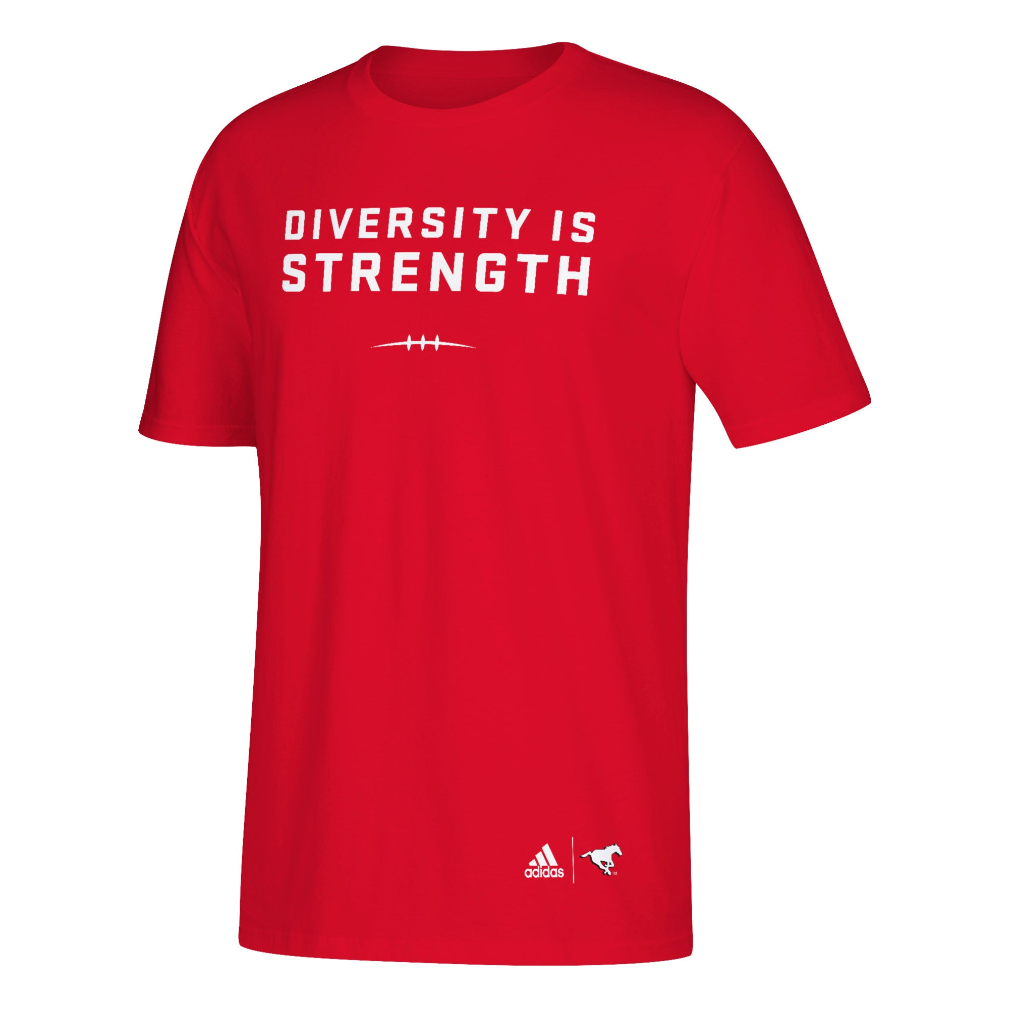 Calgary Stampeders Diversity is Strength Shirt