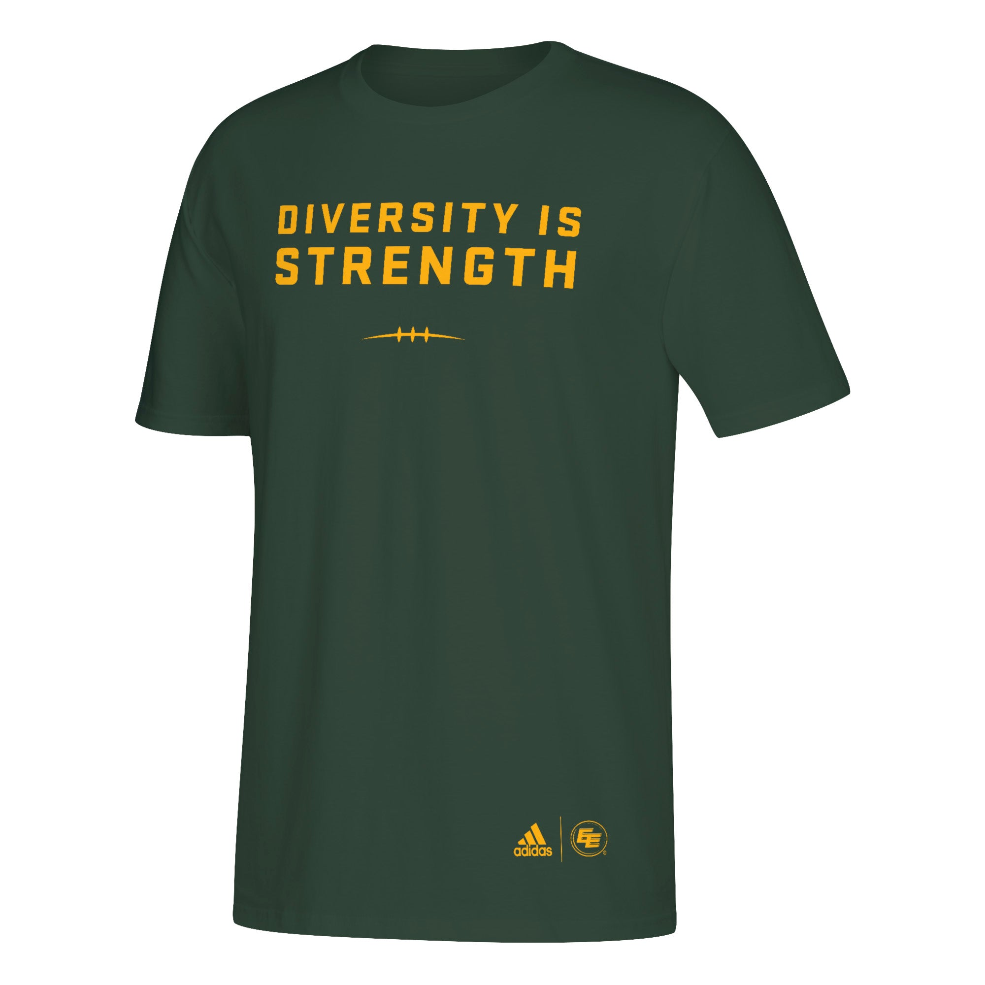 Edmonton Eskimos Diversity is Strength Shirt