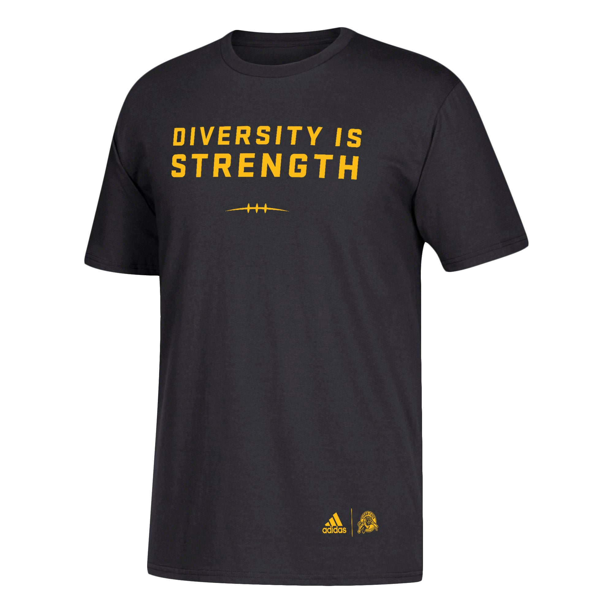 Hamilton Tiger-Cats Diversity is Strength Shirt