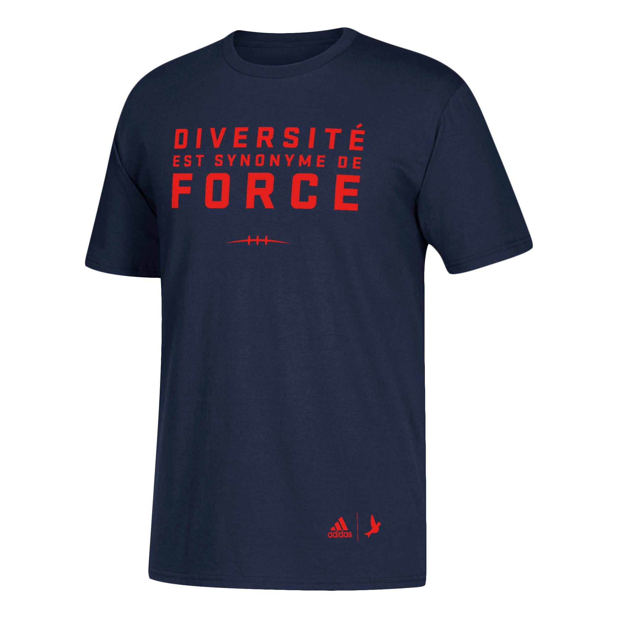Montreal Alouettes Diversity is Strength Shirt