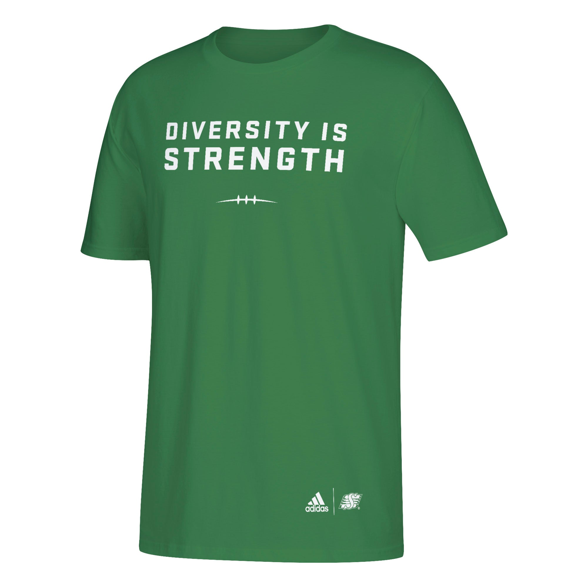Saskatchewan Roughriders Diversity is Strength Shirt