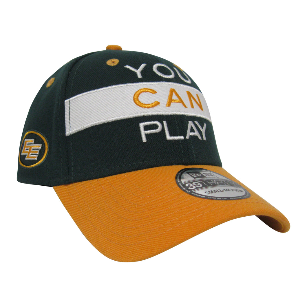 39Thirty Edmonton Eskimos You Can Play x CFL Hat