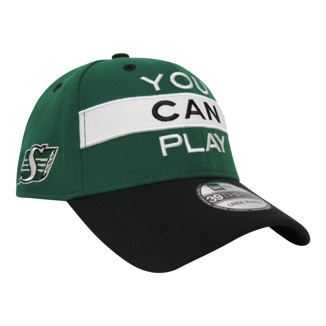 39Thirty Saskatchewan Roughriders You Can Play x CFL Hat