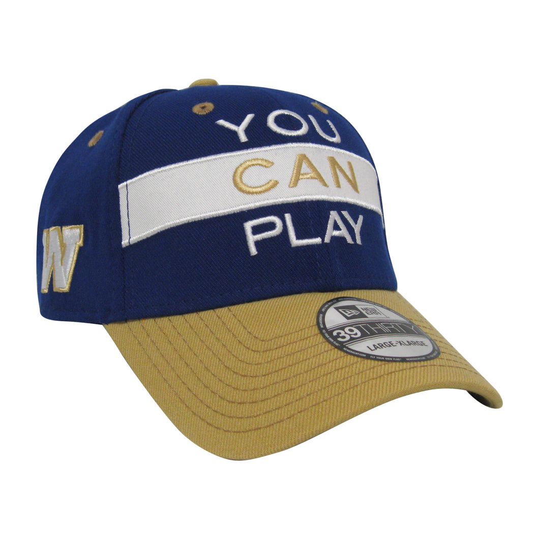 39Thirty Winnipeg Blue Bombers You Can Play x CFL Hat