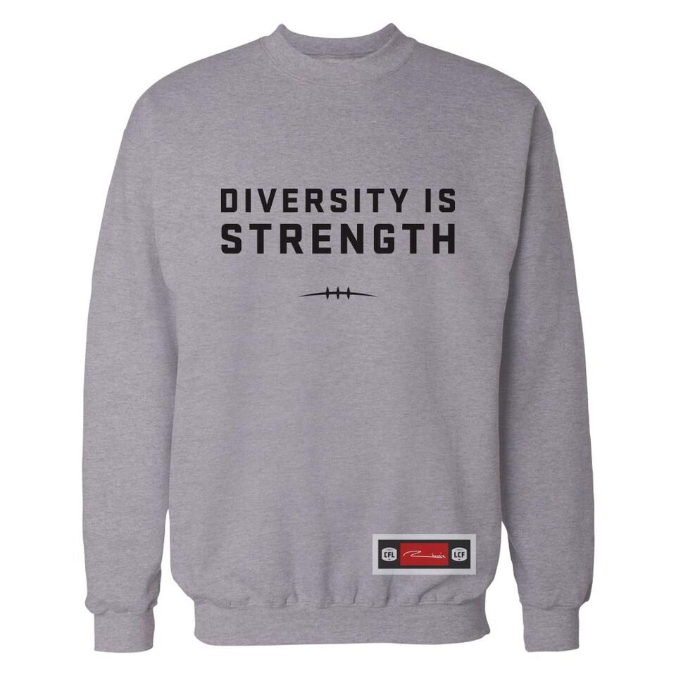 Diversity is Strength Crew Neck Sweater