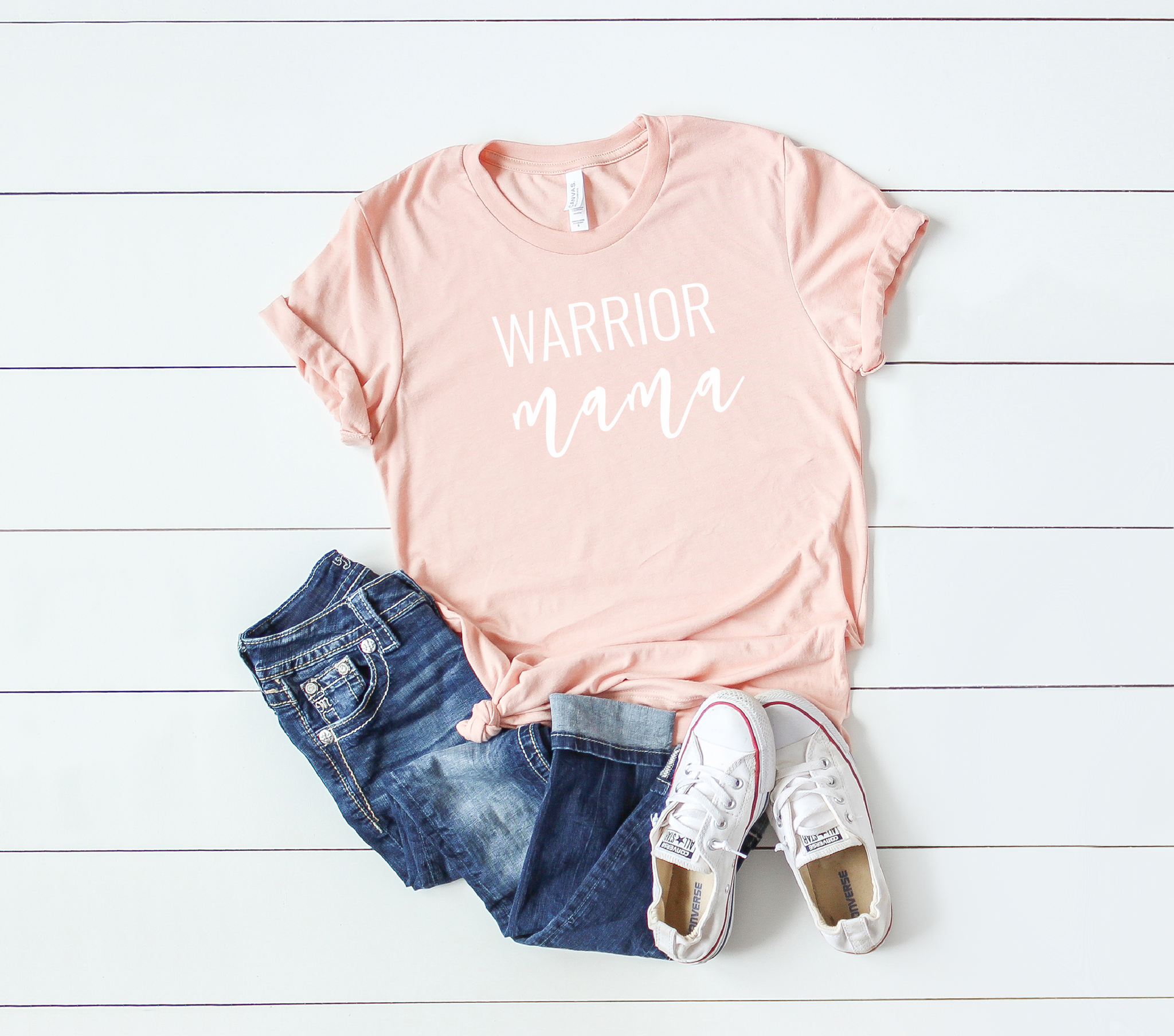 Warrior Mama - Nine 16 Designs