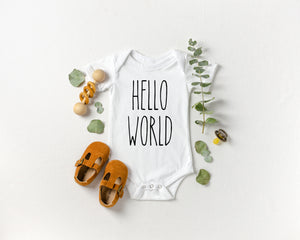 Hello World - Nine 16
