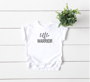 Little Warrior - Nine 16 Designs