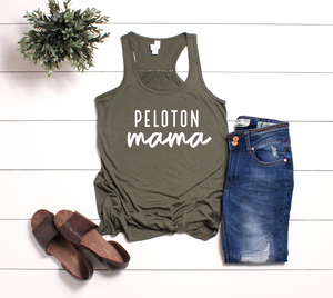 Peloton Mama - Nine 16 Designs