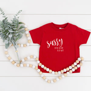 Sassy Little Soul - Nine 16 Designs