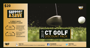 East Lyme Vikings Golf 2019 CT Golf Discount Pack - NFP Sports CT East