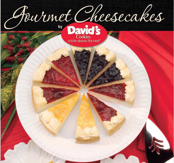 David's Cheesecake Line