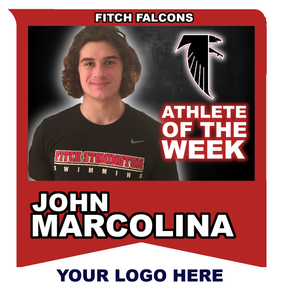 2018-19 Fitch Falcons Athlete of the Week Yearly Sponsorship - NFP Sports CT East