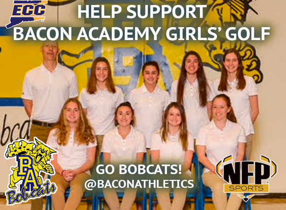 Bacon Academy Girls' Golf CT Golf Discount Pack