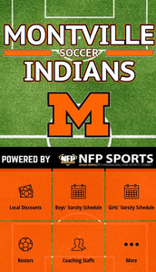 Montville Indians Girls' Soccer Mobile App