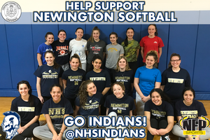 Newington Indians Softball Premium Discount Pack 2019 - NFP Sports CT East