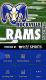 Rockville Rams Football Mobile App