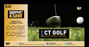 Bacon Academy Bobcats Girls' Golf 2019 CT Golf Discount Pack - NFP Sports CT East