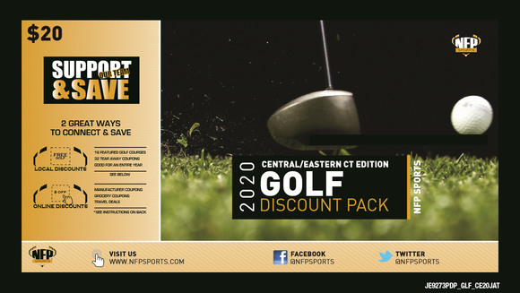 2020 CT Central/East Golf Discount Pack