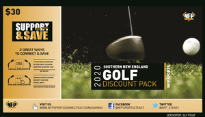 2020 Fitch Falcons CT Central/East Golf Discount Pack