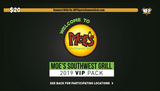 Coventry Patriots Outdoor Track 2019 Moe's VIP Pack - NFP Sports CT East
