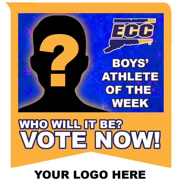 ECC Spring Sports Athlete of the Week Sponsorship (2020) - NFP Sports CT East