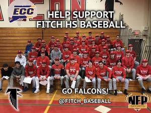 Fitch Falcons Baseball Premium Discount Pack - NFP Sports CT East
