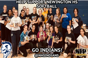 Newington Indians Softball Premium Discount Pack - NFP Sports CT East