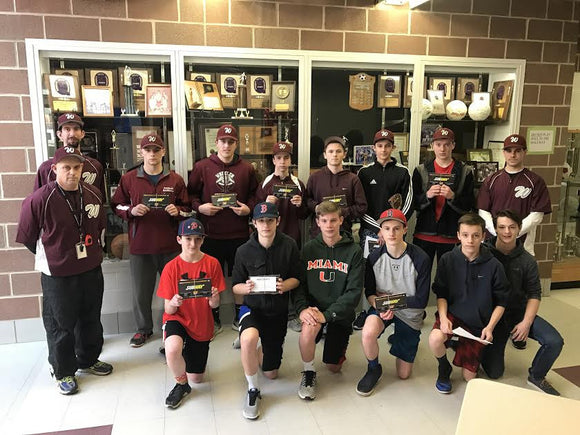 Wheeler Lions Baseball Subway VIP Pack - NFP Sports CT East