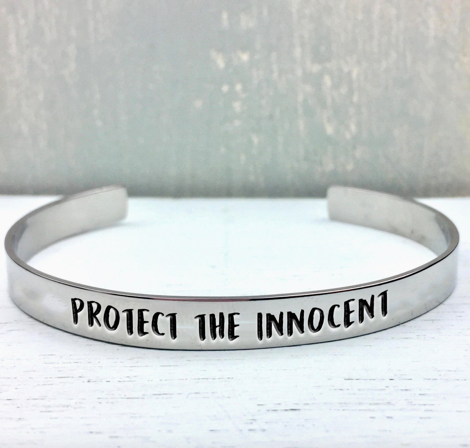 Protect The Innocent