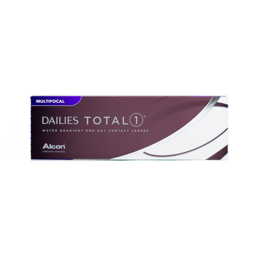 Dailies Total 1 Multifocal Pack 30 - Industria dos Óculos