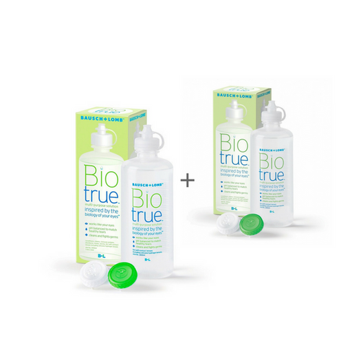 Biotrue Pack 2 x 300ml - Industria dos Óculos