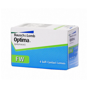 Lentes de Contacto Optima FW Pack 4