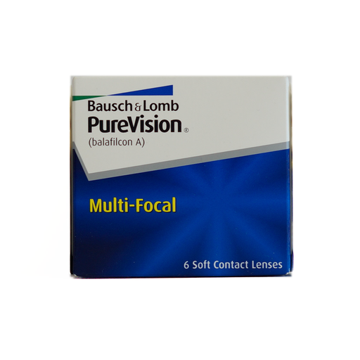 PureVision Multifocal Pack 6 - Industria dos Óculos