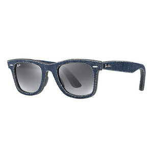 Óculos de Sol Ray-Ban Original Wayfarer Classics Grey Gradient Dark Grey RB2140 8053672304725