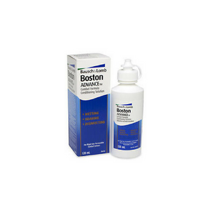 líquido para lentes Boston Advance 120ml
