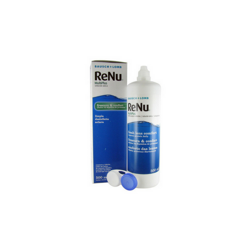 Renu Multiplus 500ml - Industria dos Óculos