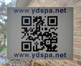 QR Code Decal - Customized URL