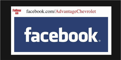 Facebook Decal - Customized URL